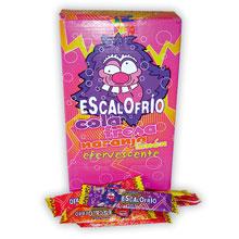 ESCALOFRIOS EXPOSITOR 150 UDS