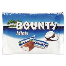 BOUNTY MINI BOLSITAS 170 GRS