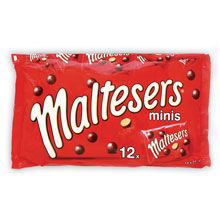 MALTESERS FUNSIZE MINI 255 GRS