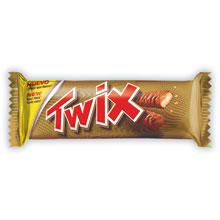 TWIX 50 GRS 25 UDS