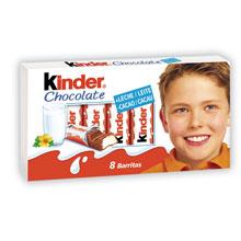 KINDER T.8 - 10 UDS