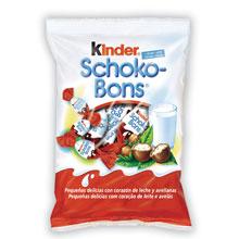 KINDER SCHOKO-BONS 125 GRS
