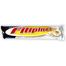 GALLETA FILIPINOS CHOCO/BCO 100 GRS
