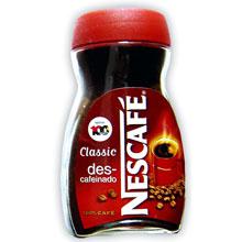 CAFE NESCAFE DESCAFEINADO 100 GRS