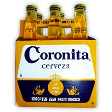 CERVEZA CORONA MEXICANA 35 CL 24 UDS