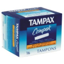 TAMPAX COMPAC REGULAR 20 U