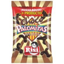 PALOMITAS CHOCOLATE RISI 35 GRS 40 UDS