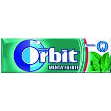 ORBIT MENTA FUERTE GR. 30 UDS
