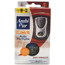 AMB.CAR PLUS DIF+RECAMBIO ANTI-TABACO 1U