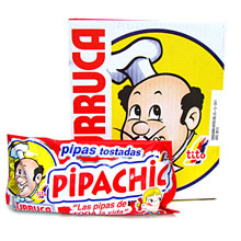 PIPACHIC CHURRUCA 140 GRS 10 UDS