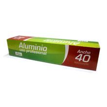 ALUMINIO ANCHO 40 UTILPLAS V/RJ 13M