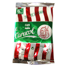 CAFE CARACOL NATURAL 250 GRS