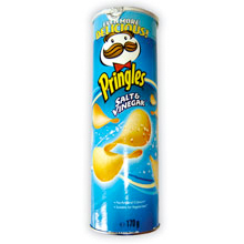 PRINGLES SAL Y VINAGRE 165 GRS