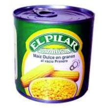 MAIZ GRANO EL PILAR 1/2 KG