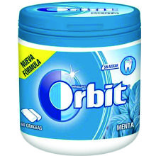 ORBIT MENTA BOX 6 X 60 UDS