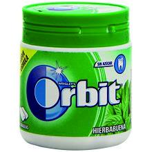 ORBIT HIERBABUENA BOX 6 X 60 UDS