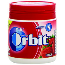 ORBIT FRESA BOX 6 X 60 UDS