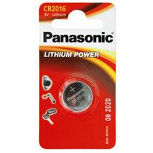 PILA PANASONIC CR2016L 12BL X 1 UD