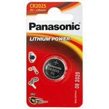 PILA PANASONIC CR2025L 12BL X 1 UD