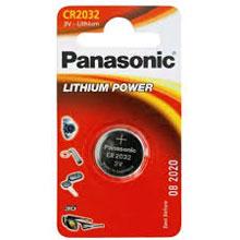 PILA PANASONIC CR2032L 12BL X 1 UD