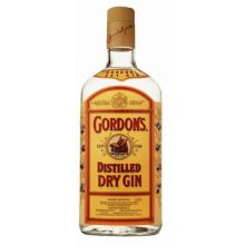 GINEBRA GORDON'S DRY GIN 1 LITRO