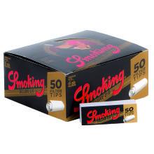 SMOKING FILTROS TIPS CARTON 50 UDS