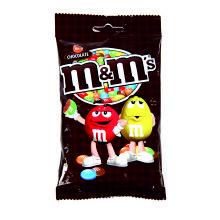 M & M CHOCOLATE NEGRO 100GRS