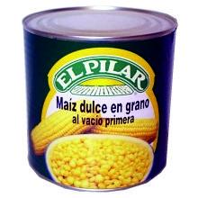 MAIZ EN GRANO 3KG EL PILAR