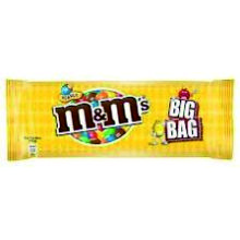 M & M CACAHUETE BIG PACK 70 GRS 24 UDS