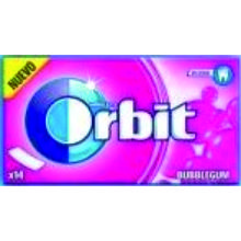 ORBIT TABS BUBBLEGUM 12 UDS