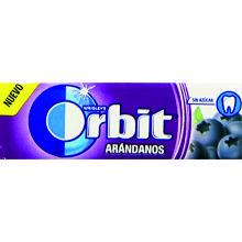 ORBIT ARANDANOS GRAGEAS 30 UDS