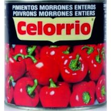PIMIENTO MORRON ENTERO 3 KG (CELORRIO)