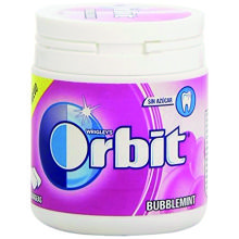 ORBIT BUBBLEMINT BOX 6 X 60 UDS