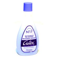 CUTEX QUITAESMALTE S/ACETONA 100 ML