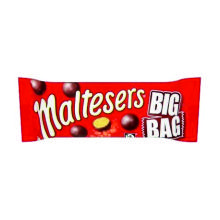 MALTESERS BIG BAG 58.5 GRS 25 UDS