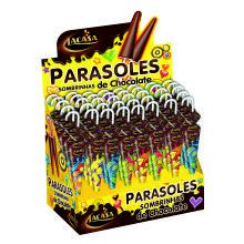 PARASOLES GIGANTE 35 GRS 40 UDS