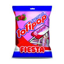 BOLSA LOLIPOP FIESTA 100 GRS 15 UDS