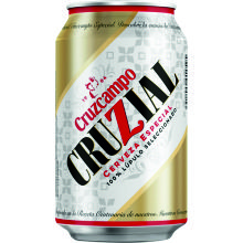 CERVEZA CRUZCAMPO ESPECIAL LATA 33CL 24U
