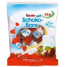 KINDER SCHOKO-BONS 46 GRS 12 UDS