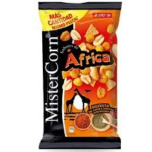 MRCORN SABORES DE AFRICA GFSA. 1 UD