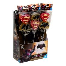 BROCHETAS JELLY SPIDERMAN Y BATMAN 12 UD