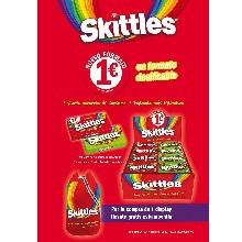 LOTE SKITTLES 1€ CANARIAS 48 UDS