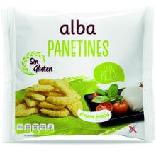 PANETINES S/GLUTEN PIZZA ALBA 90G