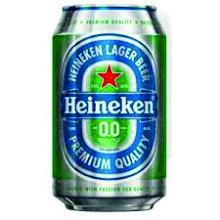 CERVEZA HEINEKEN 0,0% L33 CL (3X8) 24UD