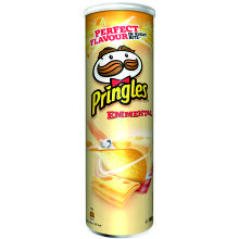 PRINGLES EMMENTAL CHEESE 190 GRS 1 UDS