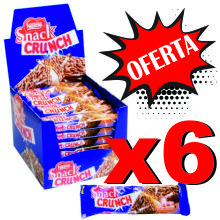 LOTE SNACK CRUNCH (PVP5X1€) 168UD