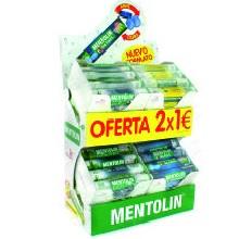 (628503) NUEVO EXP. MENTOLIN 2x1€ 48U