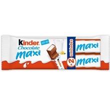 KINDER CHOCOLATE MAXI T.2  24 UDS