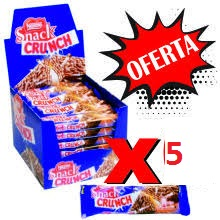 LOTE SNACK (PVP 5X1€) 88 UDS