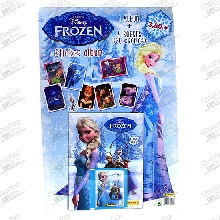 CARTON FROZEN (ALBUM+4 SOBRES)